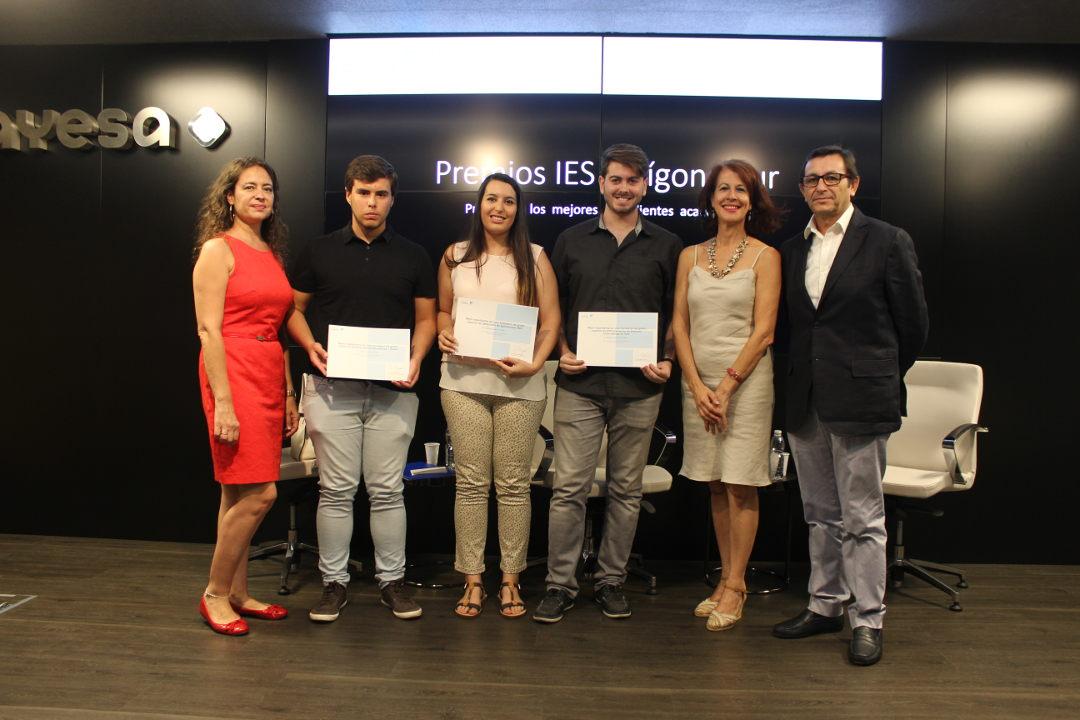 Fundación Ayesa premia a los mejores alumnos del IES Polígono Sur