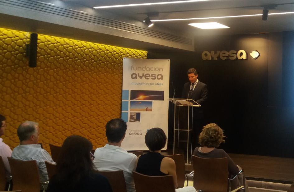 Fundación Ayesa acoge una sesión informativa sobre desarrollo del Talento