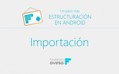 1. Introducción e importación del proyecto