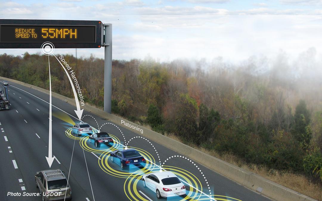 Comunicación vehículo a vehículo (V2V)