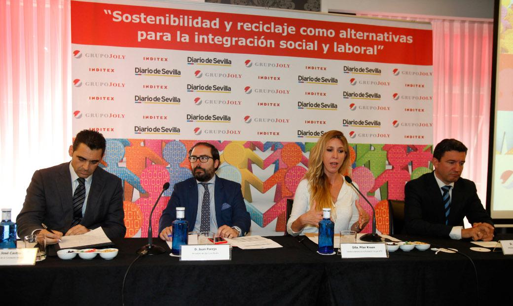 Participación de Fundación Ayesa en las jornadas sobre economía circular
