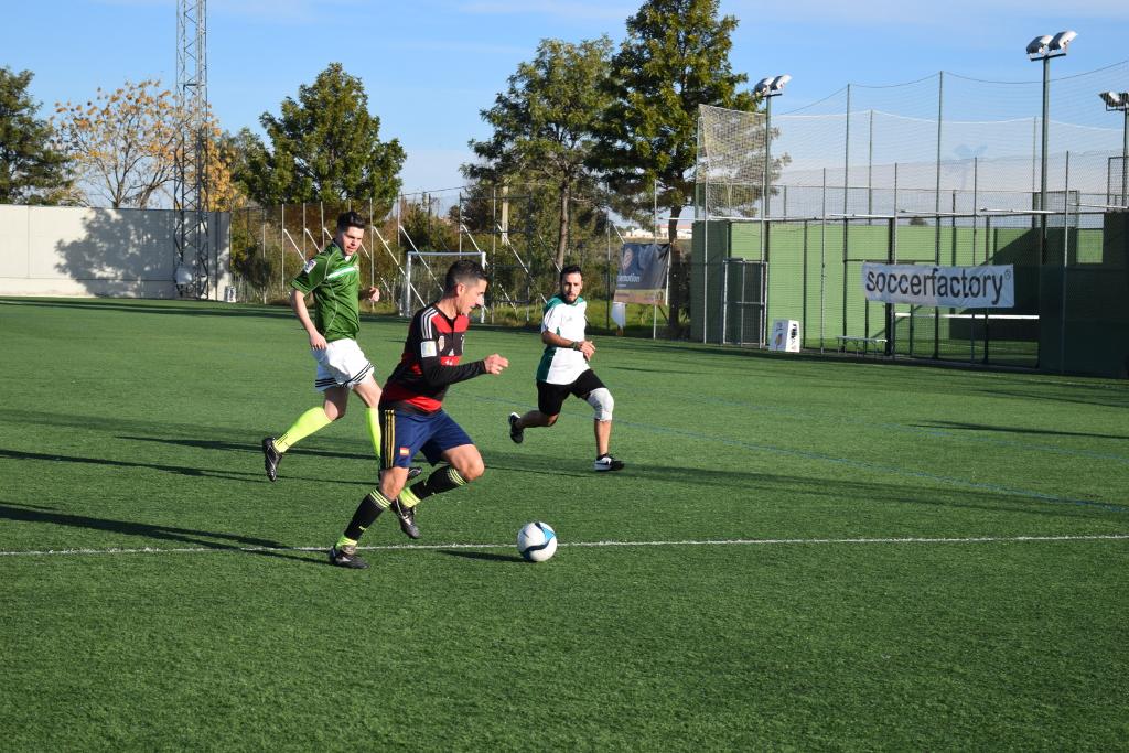 IV Jornadas Deportivas Ayesa