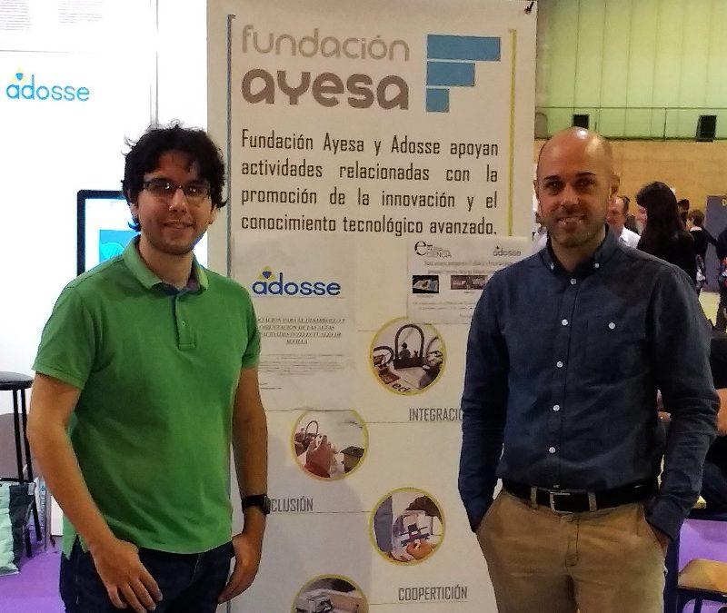 Fundación Ayesa en la Feria de la Ciencia 2017