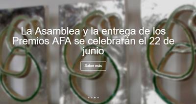 Fundación Ayesa desarrolla la nueva web de Asociaciones y Fundaciones Andaluzas (AFA)