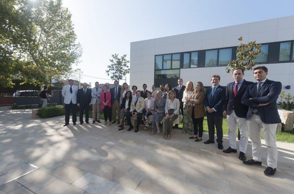 Reunión del grupo de trabajo de Fundaciones Empresariales de Andalucía