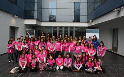 Fundación Ayesa promueve la vocación científica en las niñas