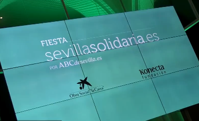 V Edición de la Fiesta Sevilla Solidaria