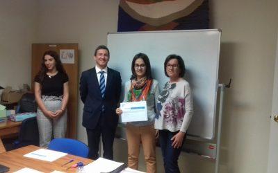 Fundación Ayesa y APROSE realizan un curso para discapacitados
