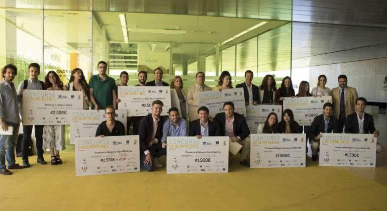 Fundación Ayesa en el jurado del X Concurso UPOEmprende