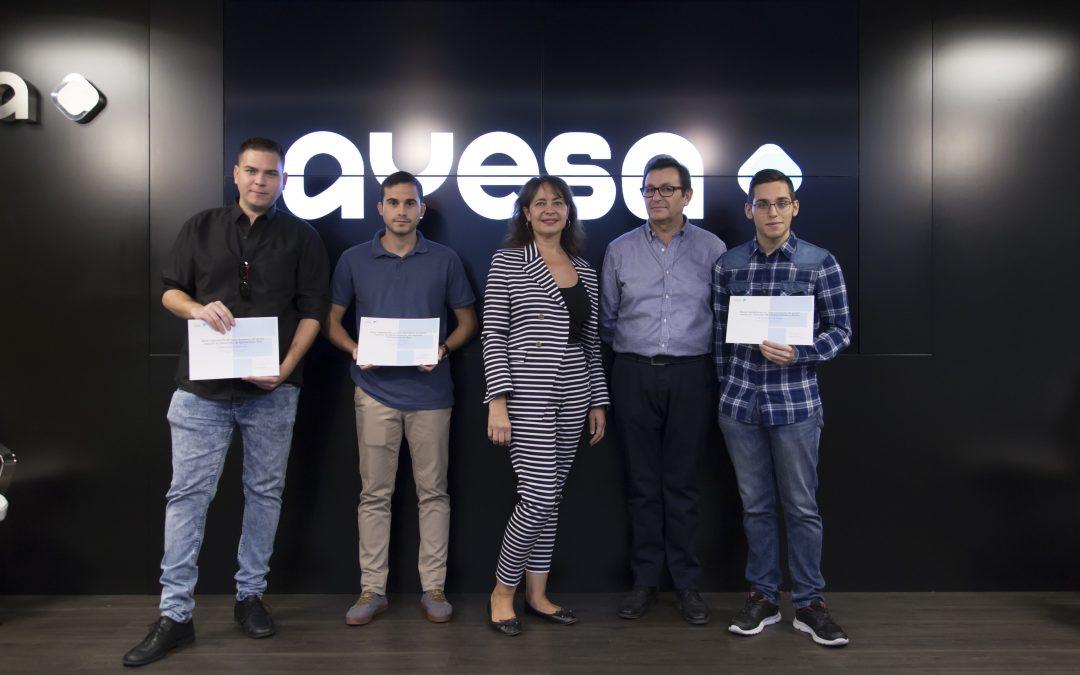 Entregados los Premios Fundación Ayesa a alumnos del IES Polígono Sur