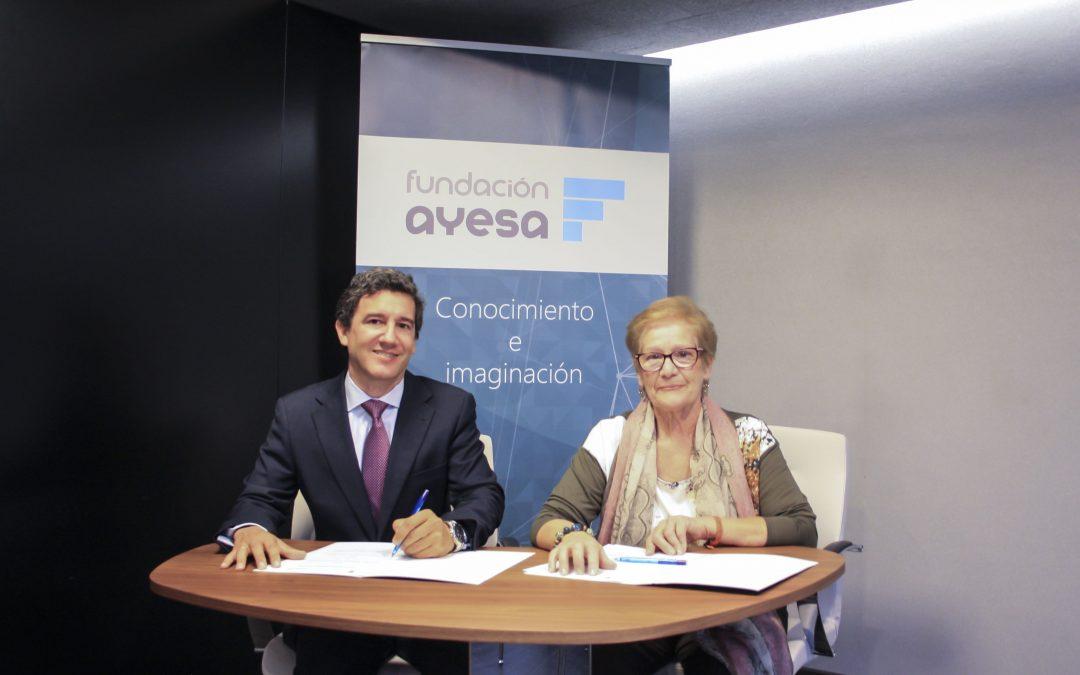 Fundación Ayesa y DACE firman acuerdo de colaboración