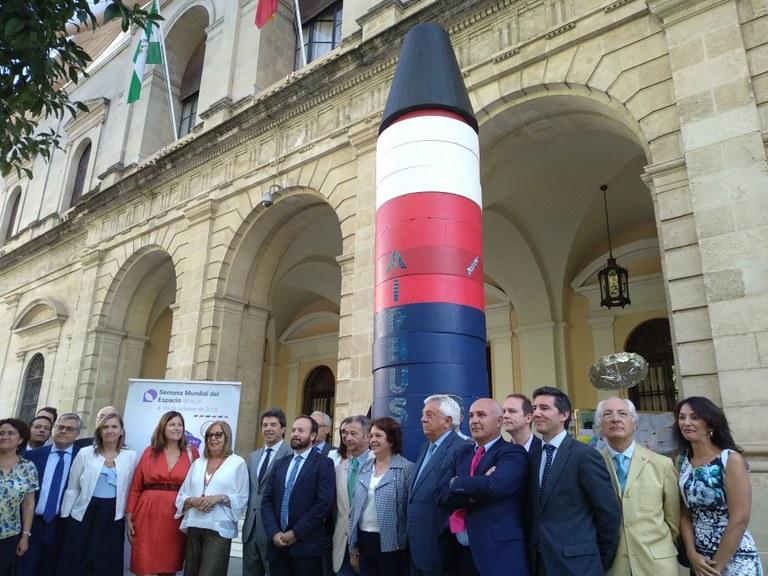 Fundación Ayesa en el Foro Espacial de Sevilla