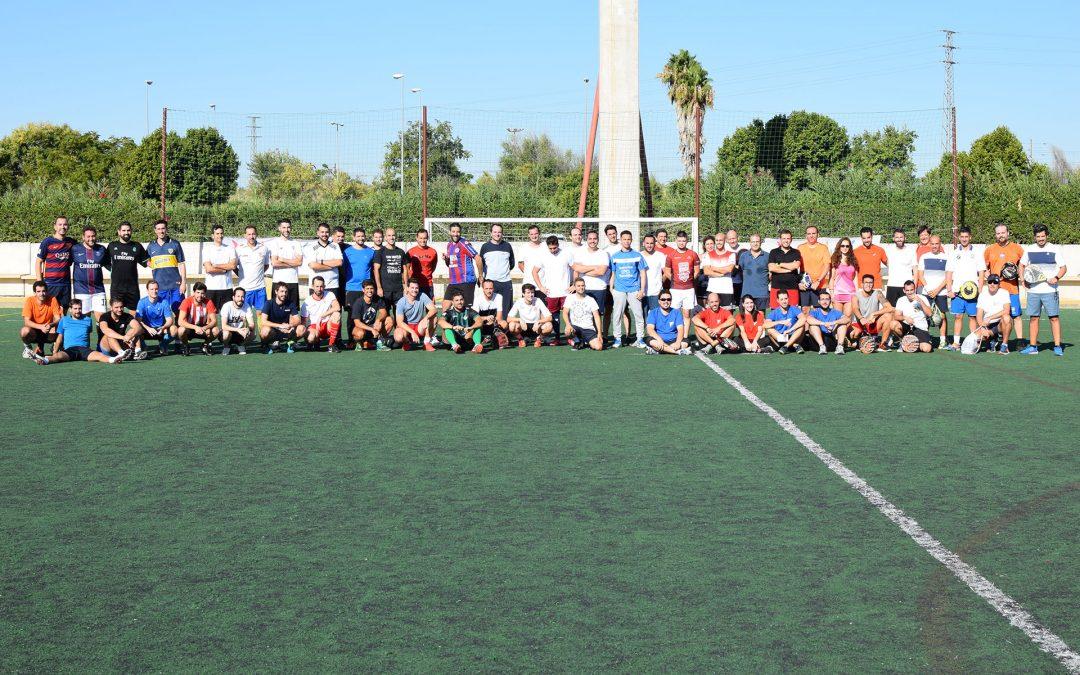 Éxito en la VI Jornada Deportiva de Ayesa