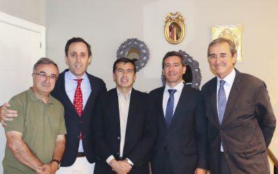Fundación Ayesa reúne al jurado para fallar los IV premios Emprendis