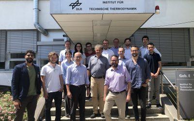 El proyecto InnBalance continua la investigación en vehículos propulsados por hidrógeno