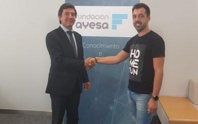 Donación de equipos informáticos al CEIP Guliena