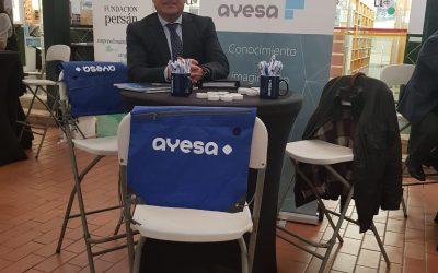 Fundación Ayesa presente en la VI Jornada ¡Atrévete a Emprender!