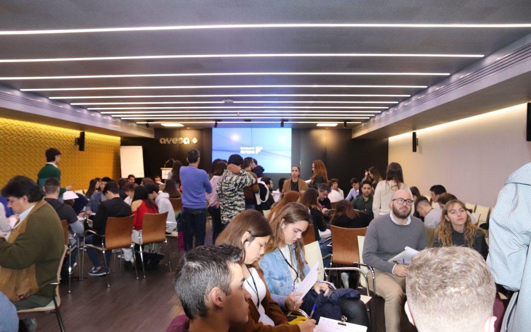 Encuentro de debate «Jóvenes Promesas» en Fundación Ayesa