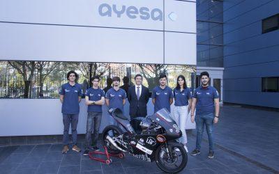 Fundación Ayesa patrocina al equipo US-Racing