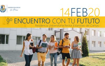 Fundación Ayesa en el 9º Encuentro con tu Futuro de La Preu