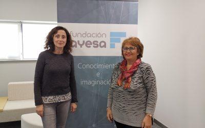 Donación de dos equipos informáticos a la Asociación Molinos de Guadaíra