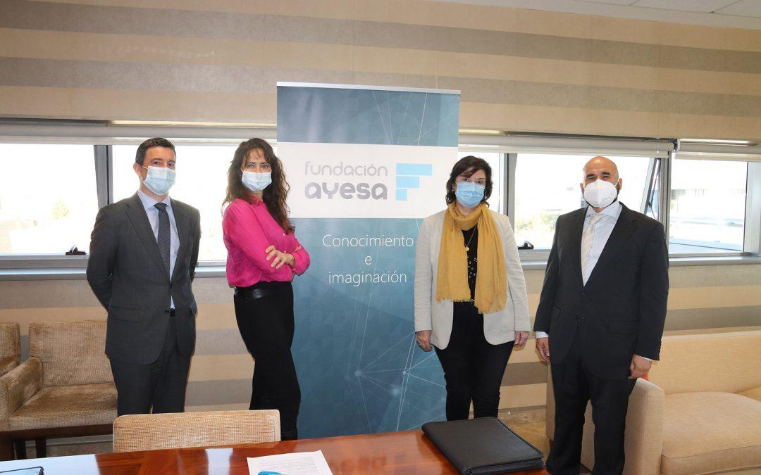 Fundación Ayesa colabora con #RetoPichón en favor de Apascide