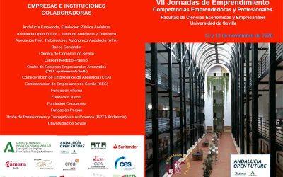 VII Jornadas de Emprendimiento de la Universidad de Sevilla
