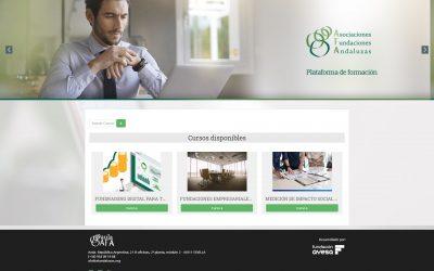 Fundación Ayesa desarrolla la nueva plataforma de formación de la AFA