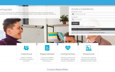 Fundación Ayesa desarrolla la nueva plataforma de formación de FEJIDIF