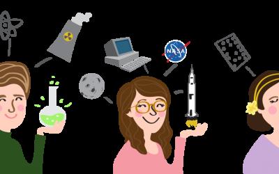 Concurso con motivo del Día Internacional de la Mujer y la Niña en la Ciencia 2021