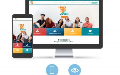 Fundación Ayesa desarrolla la nueva web de Proyecto Hombre Sevilla